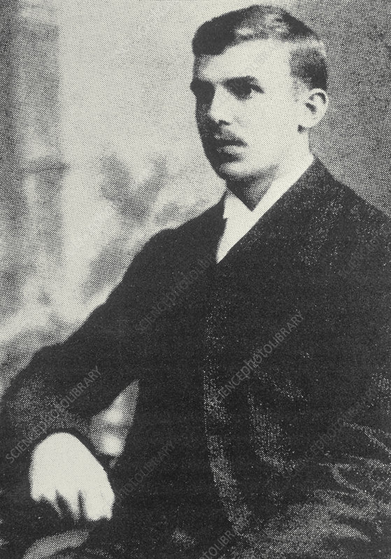 Photograph of Ernest Rutherford