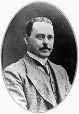 Portrait of Sir Ronald Ross, 1857-1932