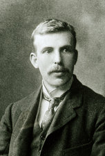 Physicist Ernest Rutherford