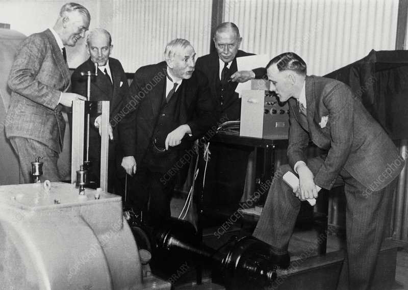 E. Rutherford at the Road Research Laboratory