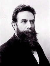 Wilhelm Roentgen, German physicist