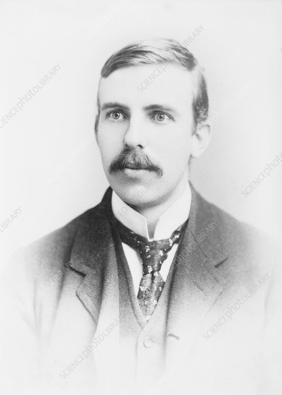 Sir Ernest Rutherford, British physicist