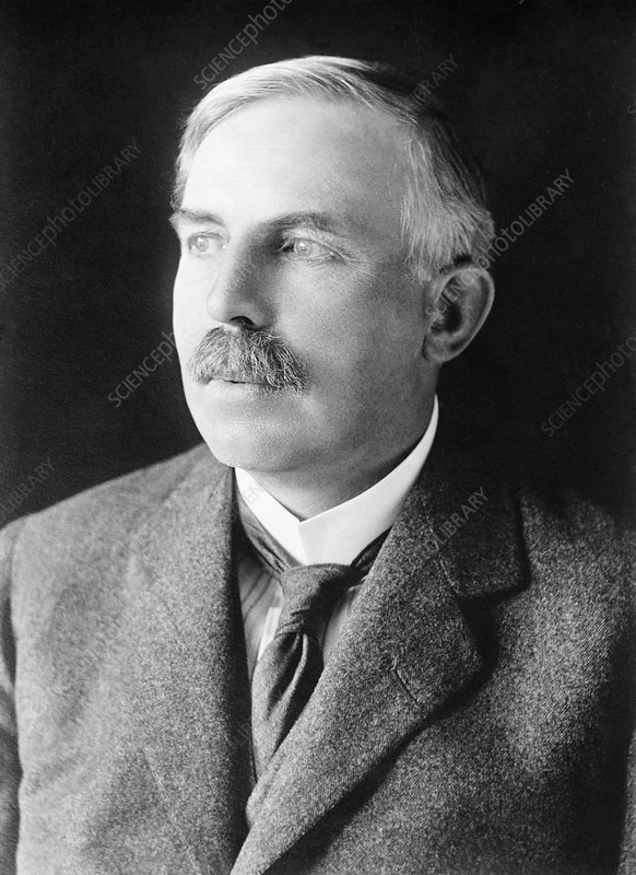 Ernest Rutherford, New Zealand physicist