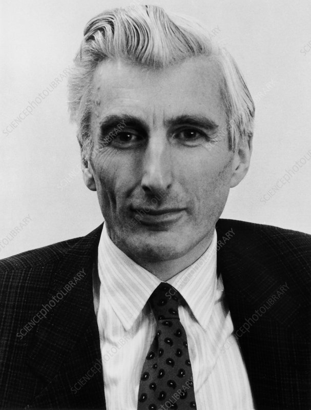 Martin Rees, British astrophysicist