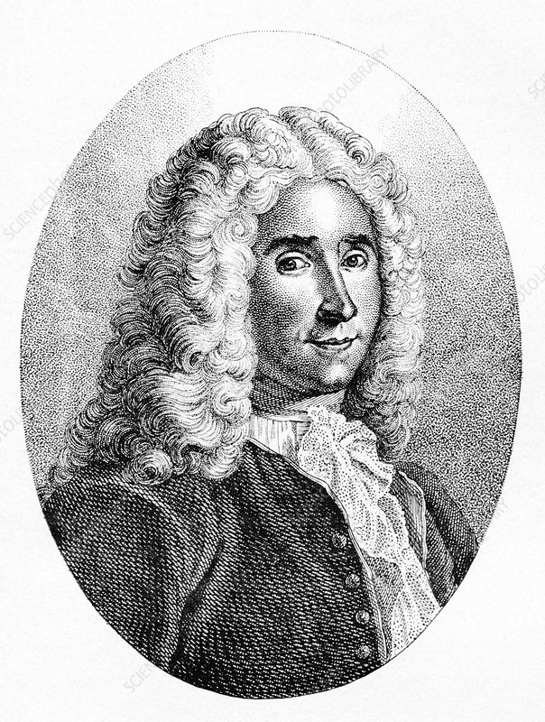 Rene Reaumur, French naturalist