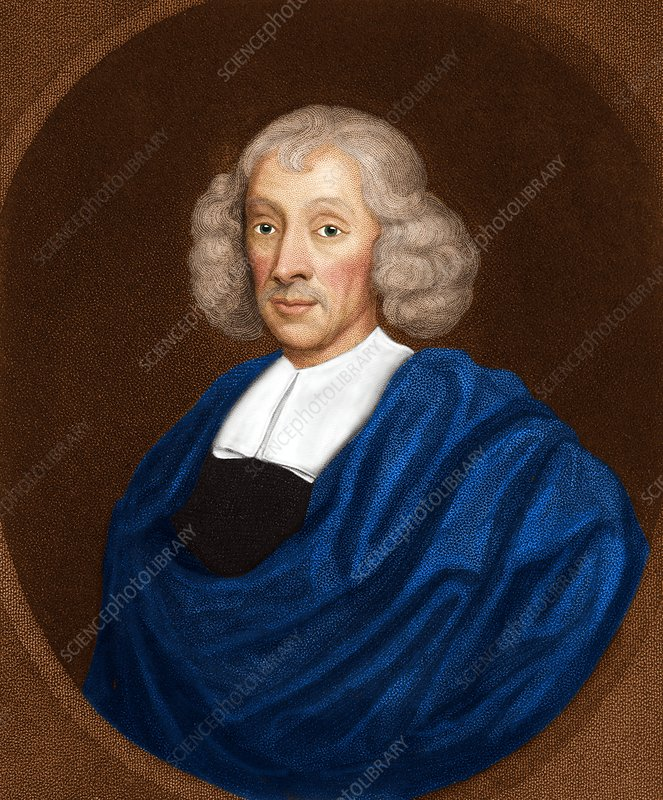 John Ray, English naturalist