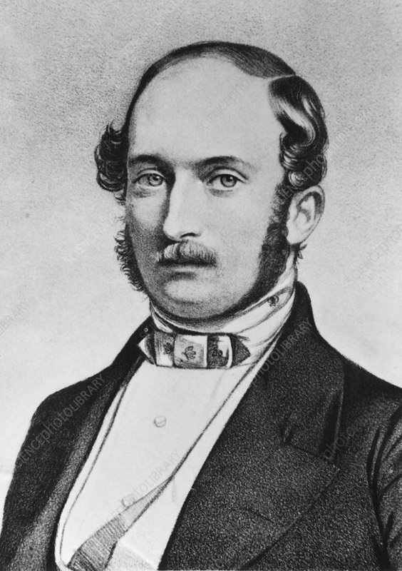 Prince Albert, patron of the Great Exhibition