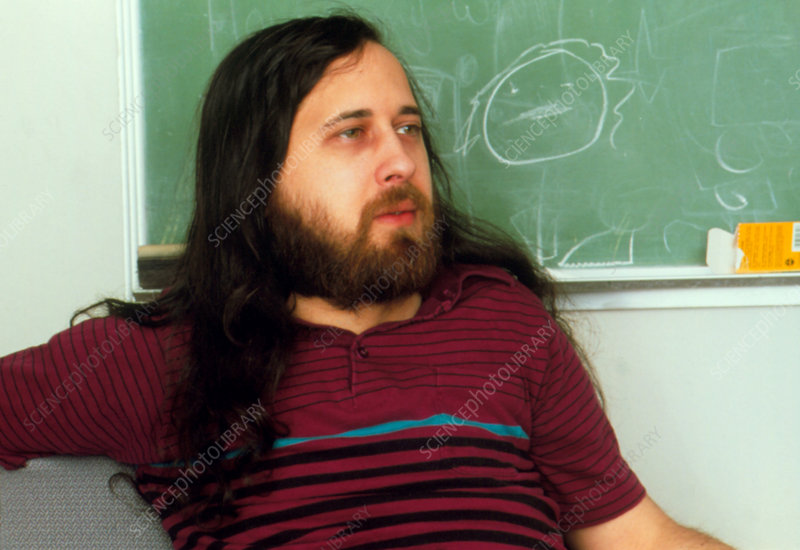 Richard Stallman, Free Software Foundation founder