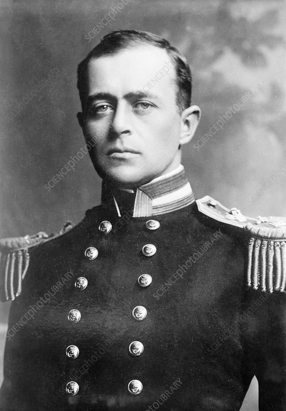 Robert Falcon Scott, Antarctic explorer