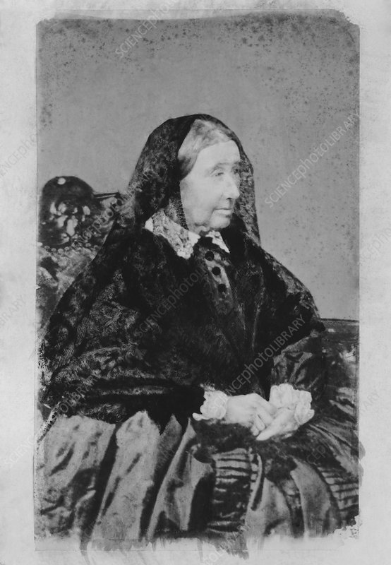 Mary Somerville, Scottish science writer