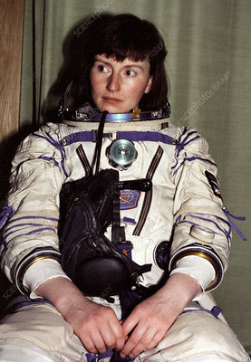 Helen Sharman, British astronaut