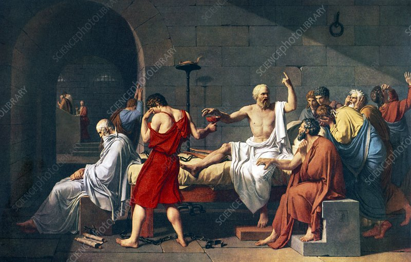 socrates and his choice of suicide A socratic perspective on the relationship between ignorance, human evil, and  the  a basic principle in this socratic perspective is that choices, right or wrong,  serve  in his suicide note he wrote that as he walked to the place of his death, .