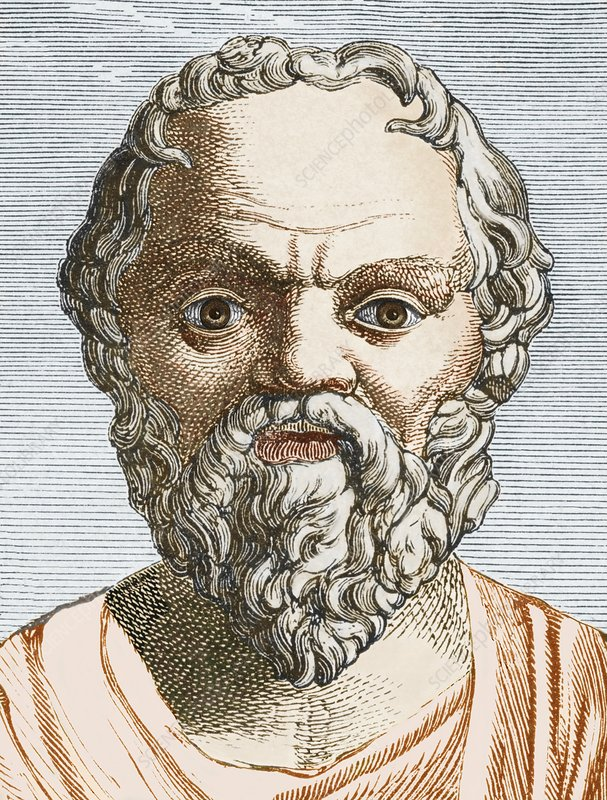 Socrates, Ancient Greek philosopher