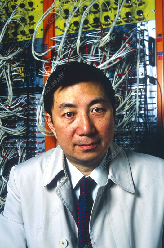 Sam Ting, Chinese-born American physicist