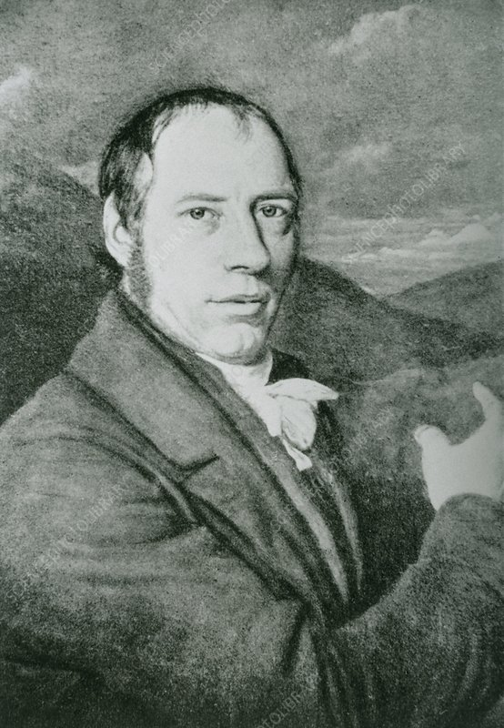 Portrait in oils of engineer, Richard Trevithick