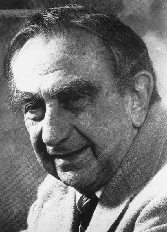 Edward Teller, Hungarian-American physicist
