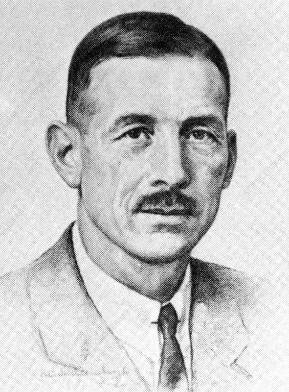 Robert Julius Trumpler, American astronomer - H4200127-Robert_Julius_Trumpler,_American_astronomer-SPL