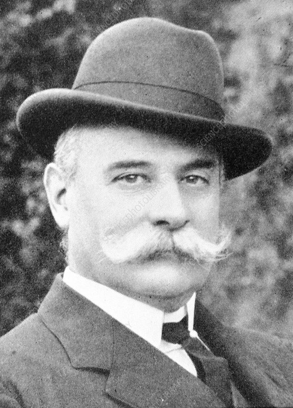 Sir Frederick Treves (1853-1923), English surgeon