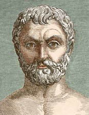 Thales, Ancient Greek philosopher