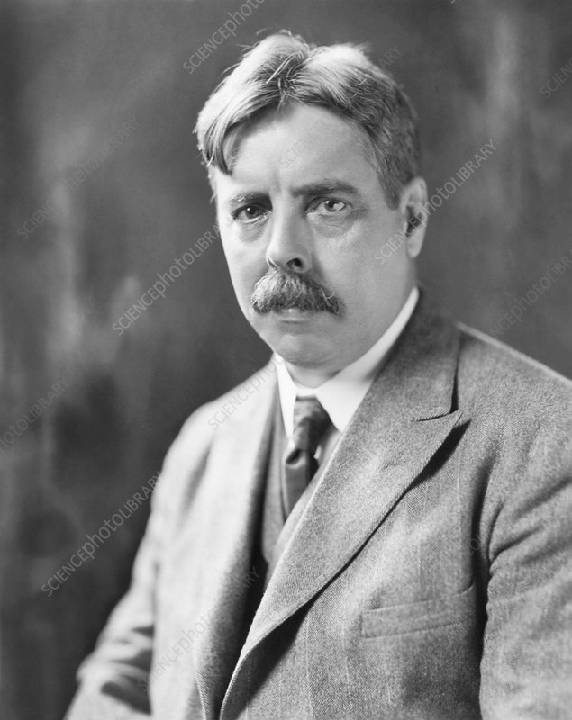 Edward Thorndike, American psychologist