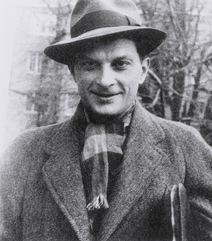 Stanislaw Ulam - Stock Image - H421/0007 - Science Photo Library