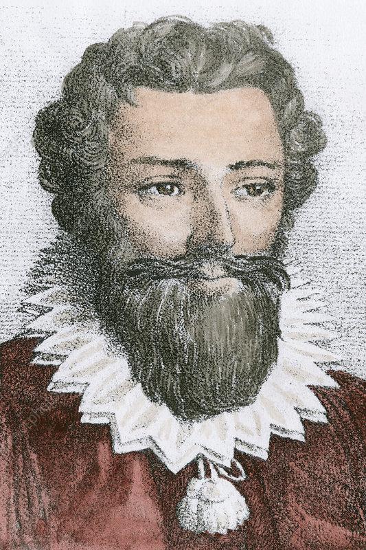 Francois Viete, French mathematician