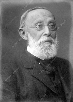 Rudolf Virchow, German pathologist