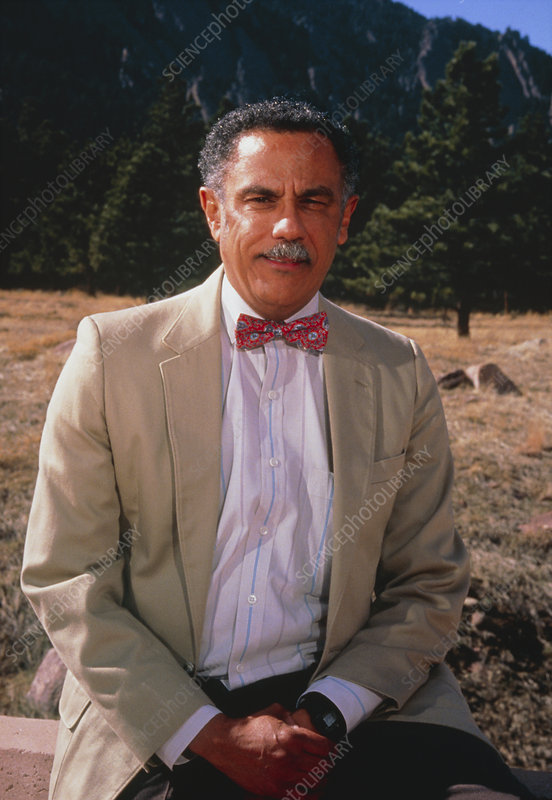 Portrait of Warren Washington, NCAR