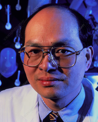 Prof. T.C. Wu, cervical cancer vaccine researcher