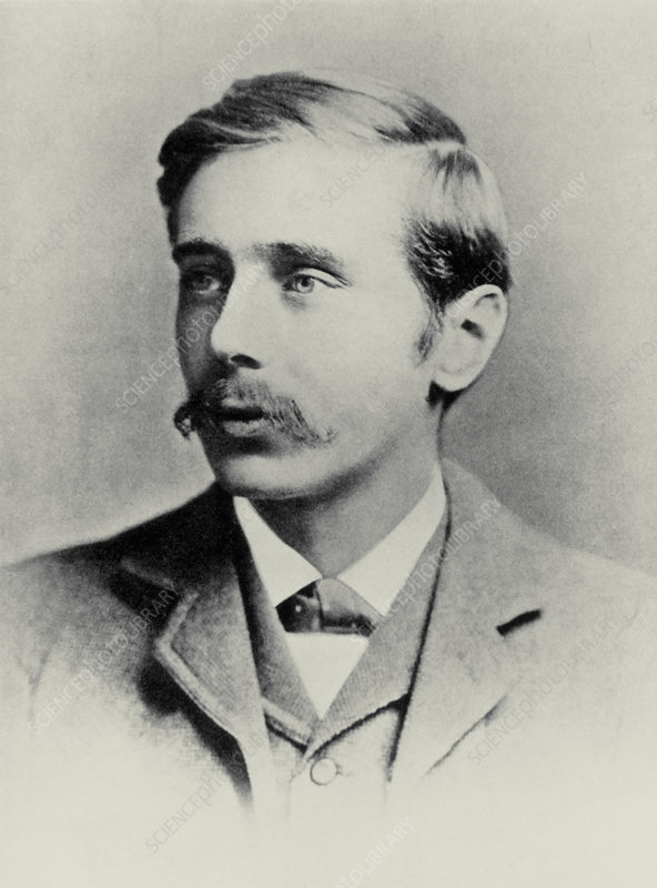 H.G. Wells, British science fiction writer