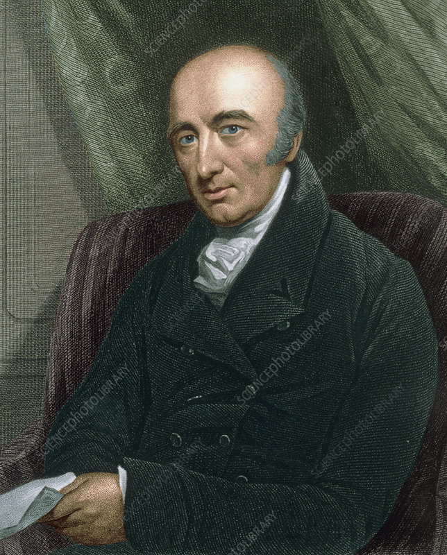 William Hyde Wollaston, English chemist