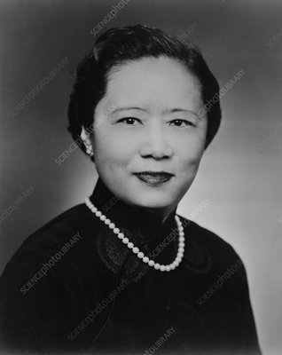 Chien-Shiung Wu, Chinese-US physicist