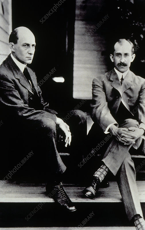 Wright brothers, flight pioneers