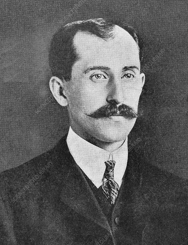 Orville Wright, US aviaton pioneer