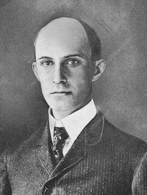 Wilbur Wright, US aviation pioneer