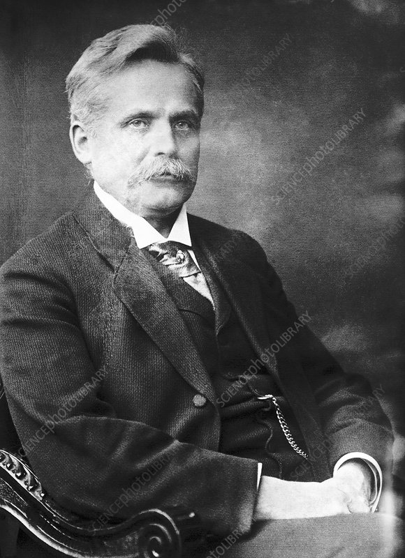 Wilhelm Wien, German physicist