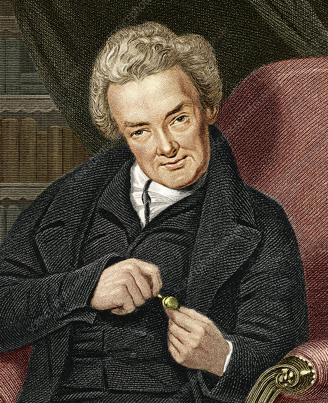 William Wilberforce, British politician