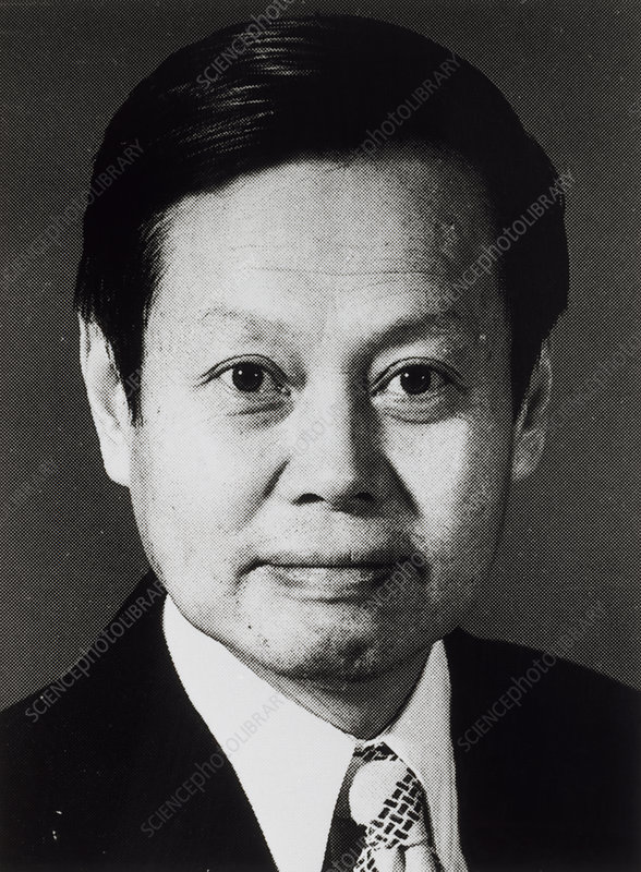 Chen Ning Yang, Chinese-American physicist.