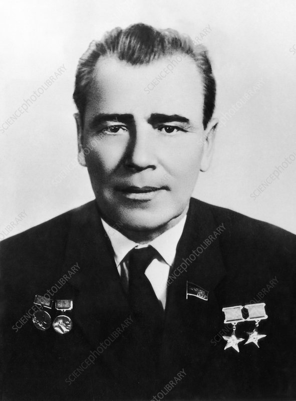 Mikhail Yangel, Soviet rocket scientist