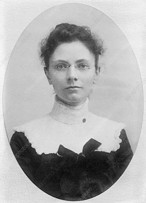 Anne Sewell Young, US astronomer