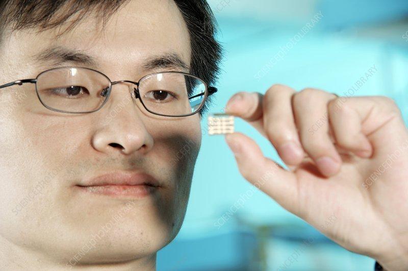 Peidong Yang, Chinese-born chemist - H4250033-Peidong_Yang,_Chinese-born_chemist-SPL