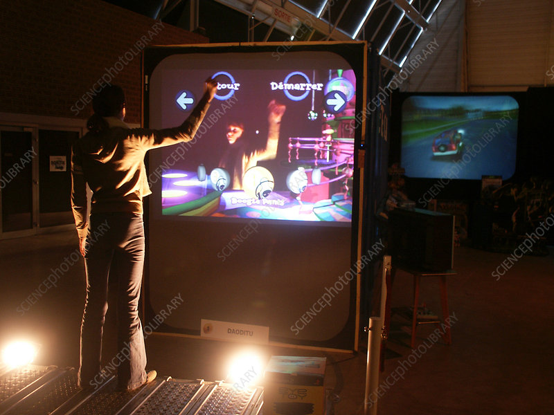Virtual Exhibition Stand : Virtual reality exhibition display stands stock image