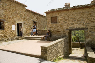 Leonardo da Vinci birthplace and museum