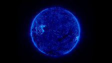 Sun in extreme ultraviolet