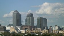 Canary Wharf, Isle of Dogs, London UK