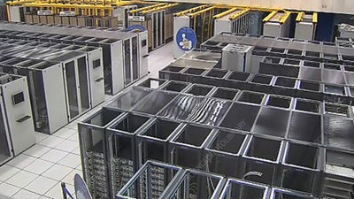 Computer Servers at CERN