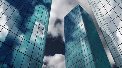 Corporate buildings