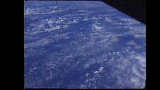 Apollo 7 Earth views