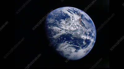 Apollo 8 Earth views