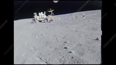 Apollo 16 Lunar Grand Prix